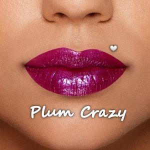 Too Faced Tutti Frutti Lip Glaze, plum crazy